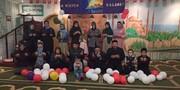 جمعیتهای اسلامی اوکراین جشن میلاد نبوی برگزار کردند + تصاویر