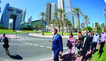 شرکتهای اسرائیلی بازاریابی در امارات را آغاز کردند