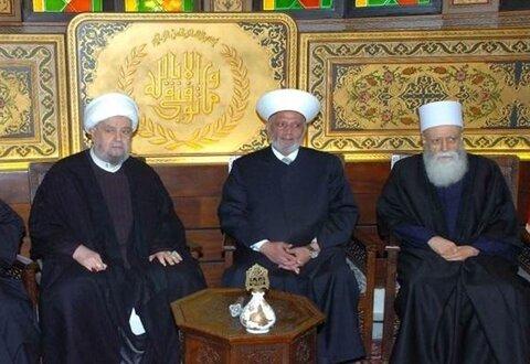 رهبرانی دینی لبنان