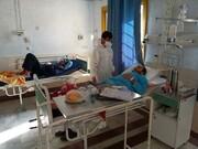 تصاویر/ حضور طلاب جهادی بیجار در بیمارستان امام حسین (ع)