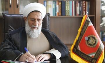 تسلیت رئیس سازمان عقیدتی ارتش به مردم آوج