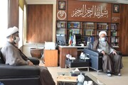 سفر یک روزه مدیرکل ارتباطات و امور استانهای سازمان دارالقرآنالکریم به بوشهر