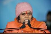 ہندوتوا لیڈر سادھوی پراچی کا متنازعہ بیان کہا''میں لکھنؤ کی مسجد میں بیٹھ کر ہوَن کرنا چاہتی ہوں''