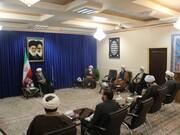 تصاویر/ جلسه شورای عالی حوزه های علیمه استان کردستان