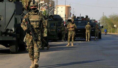 الامن العراقي تطيح بارهابي خطير ببغداد