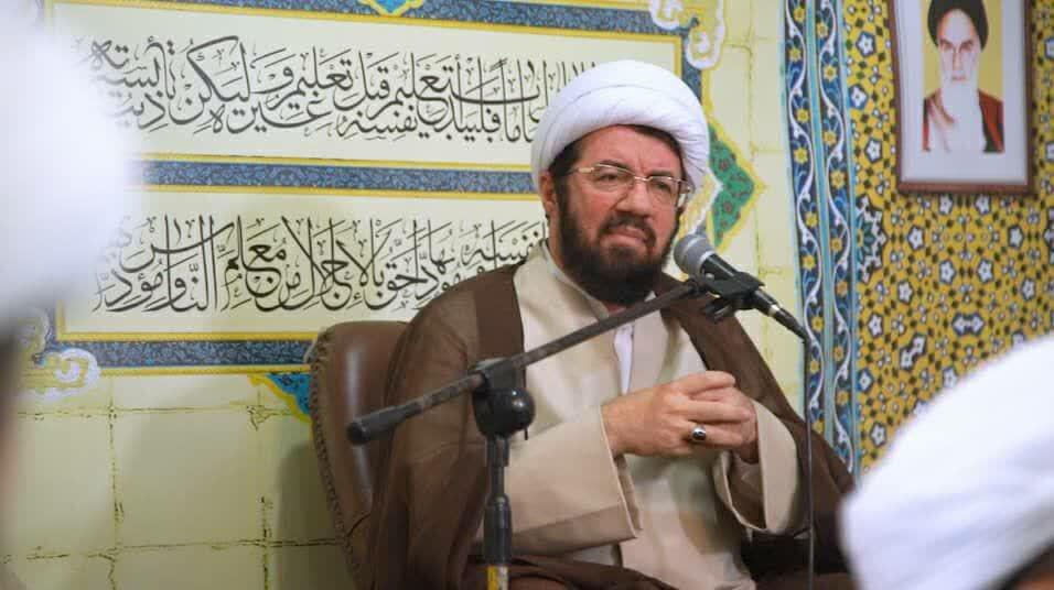 حجتالاسلام والمسلمین مسعود عالی، عضو هیأت امناء بنیاد هدایت