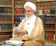 تسلیت آیت اللهالعظمی مکارم درپی درگذشت حجت الاسلام والمسلمیننیاز نقوی