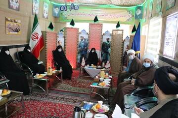 تصاویر/ جلسه هماهنگی برنامه های بسیج طلاب آذربایجان غربی
