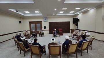 هیئت اندیشه ورز در سازمان بسیج طلاب قم تشکیل شد