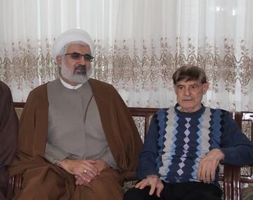 مدیر حوزه علمیه قزوین درگذشت پدر شهید وهابیمحقق را تسلیت گفت
