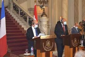 French FM visits Egypt, expresses 'deep respect' for Islam