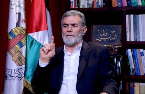 زیاد نخاله دبیرکل جنبش جهاد اسلامی فلسطین