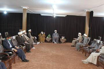 خدمت رسانی طلاب جهادی همدان در بیمارستان ها و آرامستان
