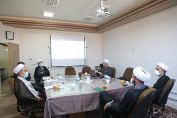 تصاویر/ نشست بررسی طرح جدید بانکداری اسلامی در مرکز راهبری اقتصاد مقاومتی حوزههای علمیه
