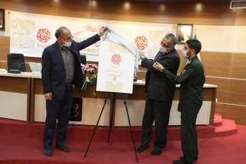 آیین رونمایی از صفحات فضای مجازی کنگره شهدای استان قم برگزار شد