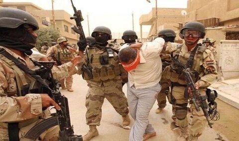 بازداشت تروریست داعشی