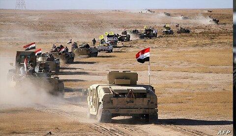 عمليات سامراء تعثر على وكر لـ'داعش..وهذا ما يحويه