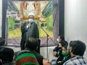 تصاویر/ مشہد مقدس میں الجواد فاونڈیشن کی جانب سے مرحوم علی خالق پور کی مجلس ترحیم