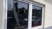 ہالینڈ میں مسجد پر حملہ، عمارت کو نقصان