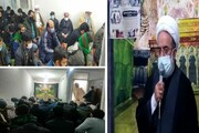 مشہد مقدس میں الجواد فاونڈیشن کی جانب سے مرحوم علی خالق پور کی مجلس ترحیم کا انعقاد