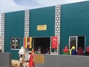 مسجد جدید در اوگاندا افتتاح شد