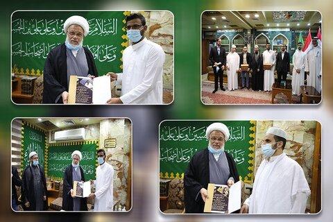 قومی قرآنی مقابلہ آستانہ حسینی کے قرآء کی نمایاں کارکردگی