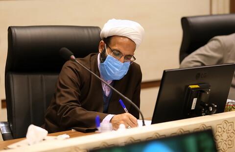 تصاویر/ نشست رابطین استانی امور نخبگان و استعدادهای برتر حوزههای علمیه