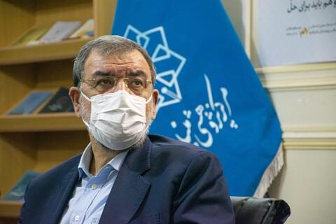 دیدار دبیر مجمع تشخیص مصلحت نظام از مرکز پژوهشی مبنا