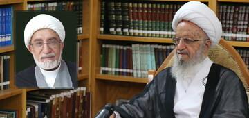 پیام آیت الله العظمی مکارم به مناسبت رحلت حجت الاسلام علیشاهی