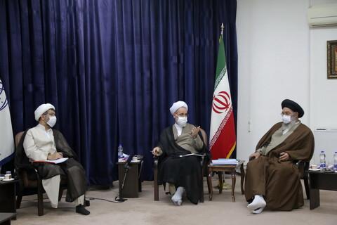 نشست شورای تخصصی حوزوی شورای عالی انقلاب فرهنگی در قم