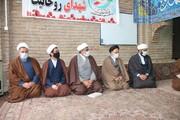 تقدیر مسئول رسانه و فضای مجازی حوزههای علمیه از قرارگاه جهادی شهدای روحانیت قزوین