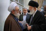 Ayatollah Khamenei: Condolences on the demise of the founder of the Union of Islamic Student Assoc in Europe