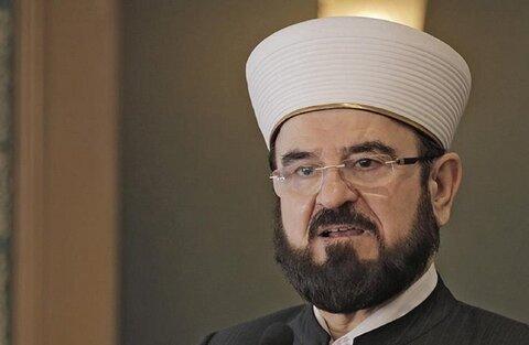 شیخ علی القره داغی دبیرکل اتحادیه جهانی علمای مسلمان