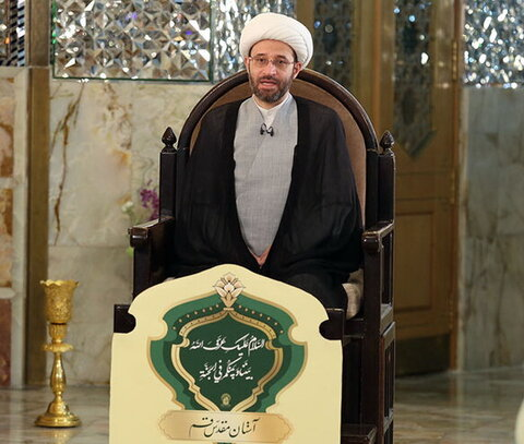 حجتالاسلام سعیدی آریا