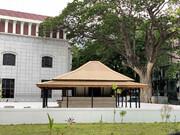 بازگشایی مجدد مسجد تاریخی در مالدیو پس از اتصال اجزاء!