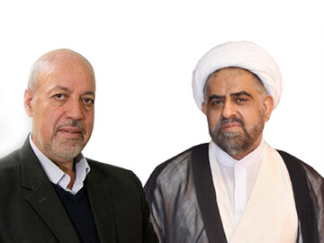 دیدار مدیر حوزه علمیه خواهران اصفهان با استاندار
