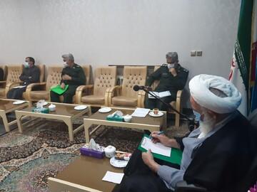 ۶۳ مسجد کاشان به عنوان قرارگاه اصلی سلامت در مبارزه با کرونا فعالیت میکنند