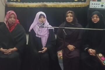 گلگت بلتستان کے لیےصوبائی مقام کا حصول انہی کاوشوں کا نتیجہ، محترمہ حنا تقوی