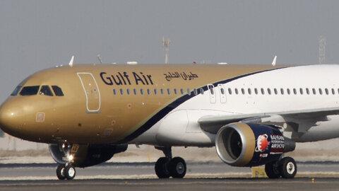 هواپیمای بحرین به سمت اسرائیل
