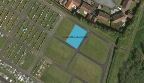 Councillors grant Muslim burial plot request