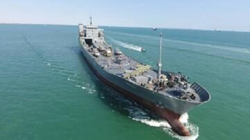 الحاق ناو اقیانوسپیمای شهید رودکی به نیروی دریایی سپاه
