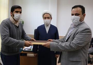 انتصاب در مرکز برنامه ریزی و نظارت راهبردی دفتر تبلیغات اسلامی