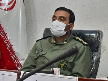 راه انداری ۲۵ قرارگاه حافظان سلامت در آران و بیدگل