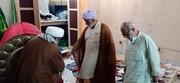 تصاویر/ حیدرآباد سندھ، مقدس مقام قدم گاہ حضرت مولا علی (ع) کے تبرکات کی دہشتگردوں کی جانب سے توہین