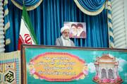 آخرین حرف های امام جمعه بجنورد با مردم | از همه حلالیت می طلبم
