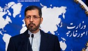خطيب زادة يعلّق على تطورات اصدار قرار ضد ايران في مجلس الحكام