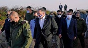Syria condemn Pompeo's visit to occupied West Bank, Golan Heights