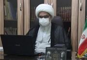 ابراز همدردی نماینده ولی فقیه در بوشهر با ملت های افغانستان و فلسطین