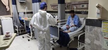 حضور ۲۵ طلبه جهادی در بیمارستان امام حسین(ع) تهران+ عکس