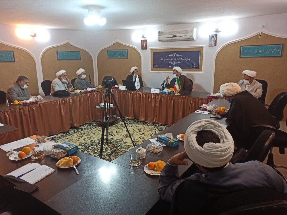گزارشی از دومین نشست بازخوانی مطالبات مقام معظم رهبری از حوزویان